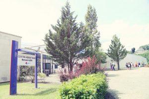 centre aquatique BAlbinExterieur